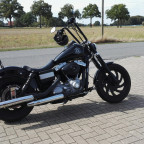 Harley black 2