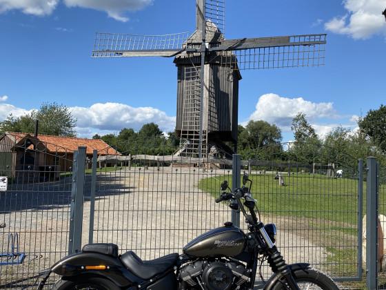 Landstraßen Hollandrunde 330Km