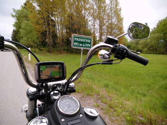 Letztes WE 4 Tage Tour 1800 km Erzgebirge und Tschechien