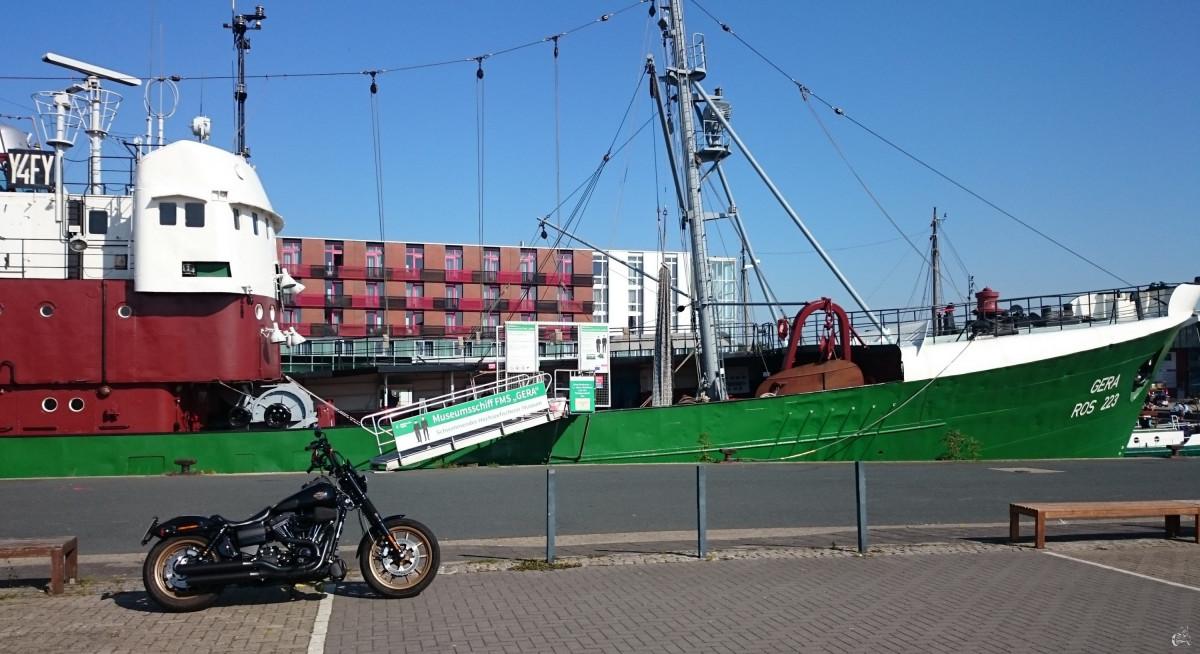Museumsschiff Gera 2 Bremerhaven