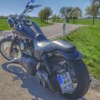 Unterwegs bei Crailsheim