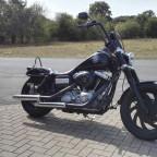 Harley black 1