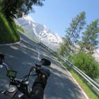 10 Tage und 4000 km Landstrasse durch Deutschland,Österreich,Slovenien,Kroatien und Italien